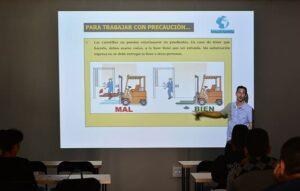 Programa De Capacitación, entrenamiento, Inducción Y Reinduccion En SST