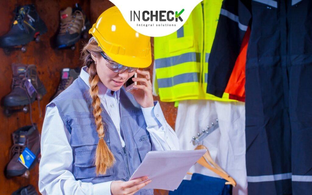 In Check - ¿Qué debes de saber sobre los elementos de protección personal?